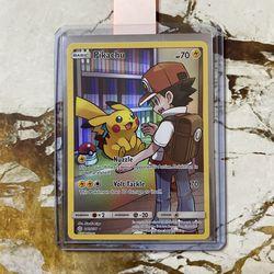 Pikachu Secret Rare Full Art Pokemon Card for Sale in Brownsville,  TX