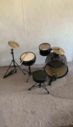 SPL junior drum set , low mileage, excellent condition, for Sale in Escondido, CA
