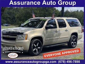 2008 Chevrolet Surburban LS 1500 - INSTANT APPROVAL for Sale in Lithonia, GA