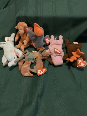 1993 Ty Beanie baby Mcdonald's collection for Sale in Kennedale, TX