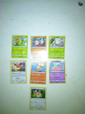 Pokemon cards 8 total all holograms for Sale in East Carondelet, IL