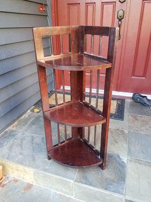 Corner folding shelf for Sale in Kirkland, WA