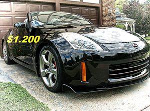 ❤️🔑🔑$1200 URGENT🔑I sell my car❤️ 2007 Nissan 350Z Sedan❤️ Runs and drives good!🔑CLEAN TITLE.❤️🔑🔑. for Sale in Sacramento, CA