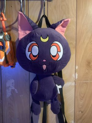 Luna Sailor Moon backpack for Sale in Clinton, MD