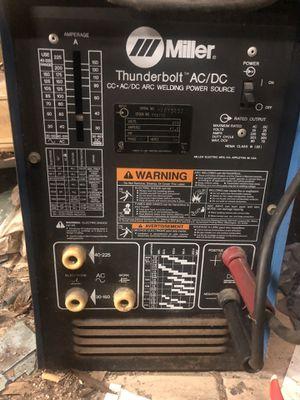 Miller Thunderbolt AC/DC Welder $200 obo. for Sale in Pinellas Park, FL