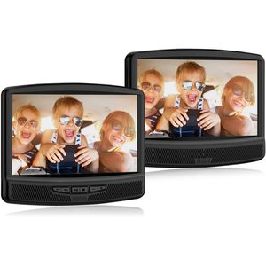 "10"" Dual Screen Mobile DVD System for Sale in Cary, NC"