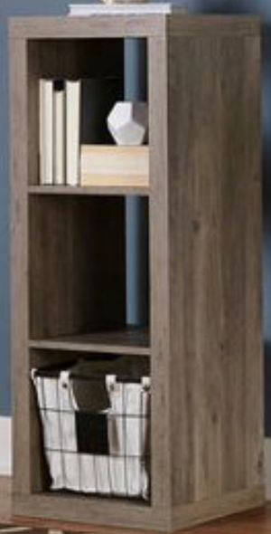 New!! 3 Cube Organizer, Storage Unit, Furniture, Bookcase, Shelf Unit for Sale in Phoenix, AZ