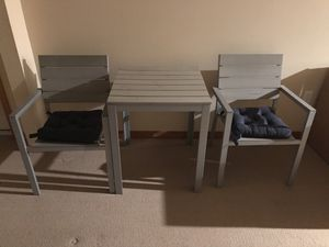 FREE if picked up in the next 90 MIN Outdoor furniture for Sale in Portland, OR