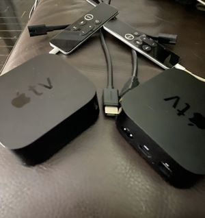 Apple TV's 4K 32GB- Newest Generation (2) for Sale in Fort Lauderdale, FL