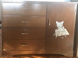 Baby Changing Table~Dresser~Armoire~Solid Wood for Sale in Lakewood, OH