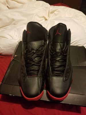Size 14 jordan 13 Dirty bred for Sale in Mount Oliver, PA