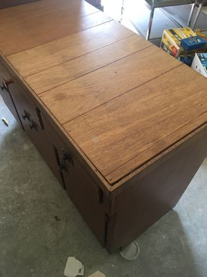 Solid wood Vintage Cabinets Shelving Dresser for Sale in Castro Valley, CA