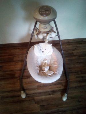 Fisher Price sleeper swing for Sale in Chesapeake, VA