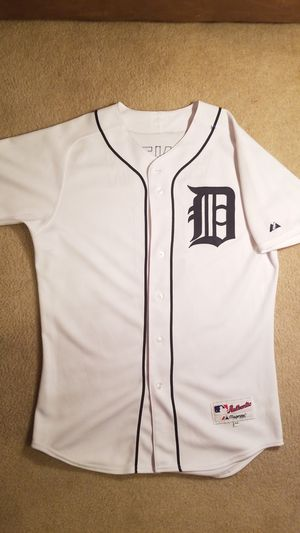 MLB Detriot Tigers Majestic Jersey for Sale in Spring, TX