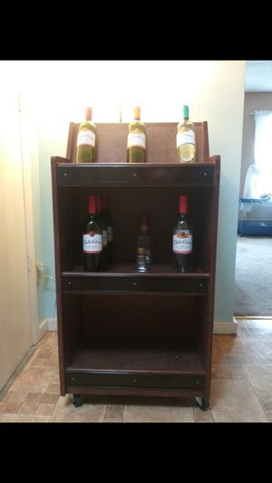 Wine Bar Rack🍾🍾🍾🍾 30 % off only today October 11 -20 th for Sale in Bristol, CT