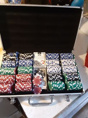 Poker Set for Sale in Nashville, TN