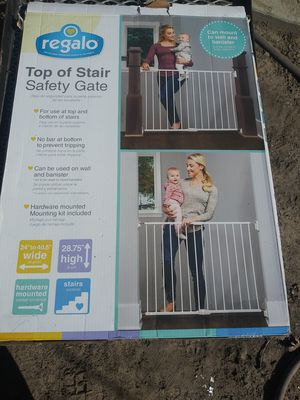 Baby gate for Sale in San Antonio, TX
