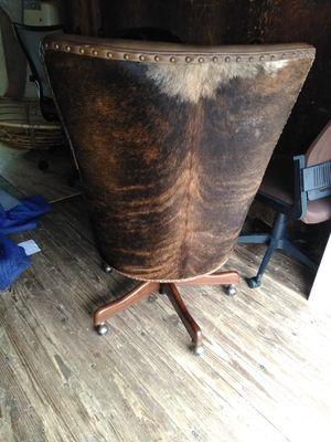 Fur back chair for Sale in Nashville, TN