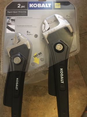 Kobalt Rapid Adjust wrenches for Sale in Haines City, FL