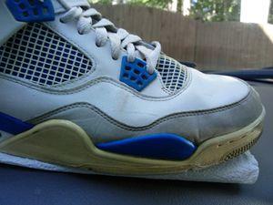 Air Jordans Retro 4 for Sale in Chesterfield, VA