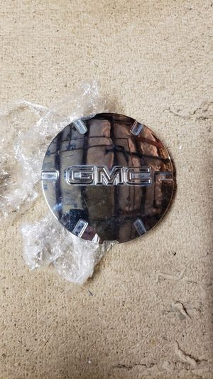 GMC Terrain Chrome Wheel Center Cap 2010-2015 Part 9597571 for Sale in Revere, MA