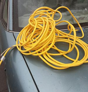 2 50 foot extension cords. Brand new. $25 for both for Sale in Sioux Falls, SD