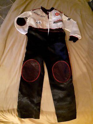 Race Car suite w/ easy front zipper for Sale in Diamond Bar, CA