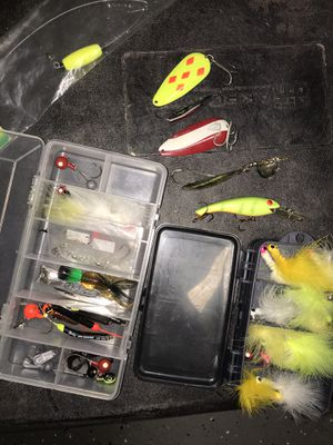 Fishing tackle for Sale in Norridge, IL