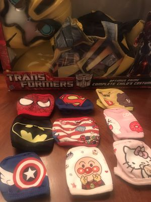 Kid cloth Mask size 2-6 year old Free local shipping for Sale in Fenton, MO