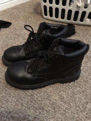 Outdoor gear steel toe work boots for Sale in Oakley, CA