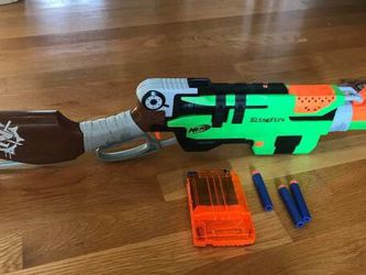 Nerf Z Strike SlingFire for Sale in Campbell,  CA