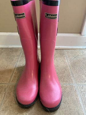 Women's Rain Boots Size 7 for Sale in Johnstown, OH