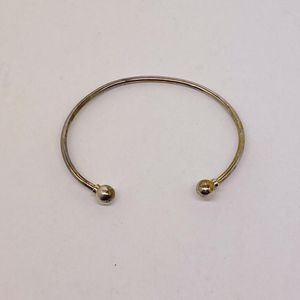 sterling silver charm cuff bracelet #441 for Sale in Queens, NY