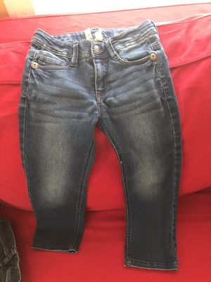 Girls jeans size 5 and 6 for Sale in Lincolnia, VA