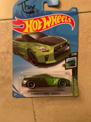 Tfox hot wheel car for Sale in Tamarac, FL
