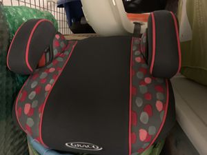 Graco Booster Seat Backless for Sale in San Francisco, CA
