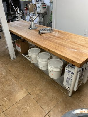 Bakery table for Sale in Bell, CA