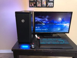 Cyber power gaming over setup for Sale in New Port Richey, FL