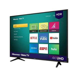 HISENSE 60 INCH ROKU SMART TV 4K for Sale in Anaheim, CA