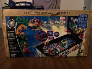 Zizzle arcade pinball machine 2006 for Sale in Tallahassee, FL