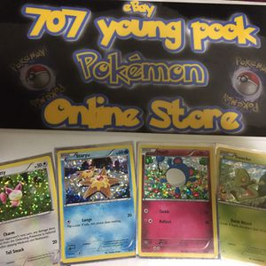 McDonald's 2015 Pokémon Card 4 Pack for Sale in Citrus Heights, CA