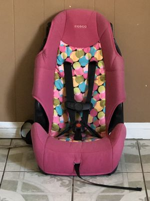 CAR SEAT AND BOOSTER SEAT 2 in 1 for Sale in Riverside, CA