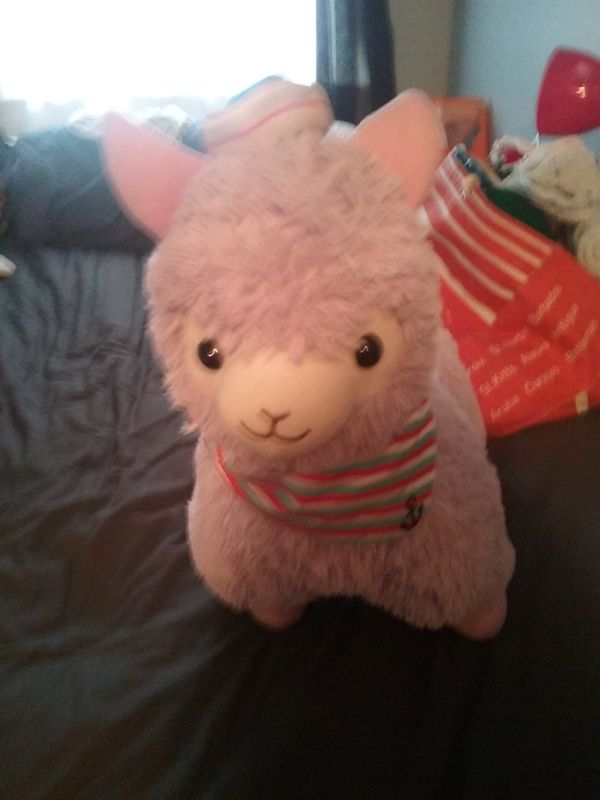 Llama Plush HUGE
