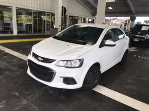 2017 Chevy Sonic for Sale in Garden Grove, CA
