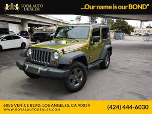 2010 Jeep Wrangler for Sale in Los Angeles, CA