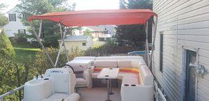 1998 Riveria Cruiser Sun Lounge Pontoon Boat for Sale in Bel Air, MD