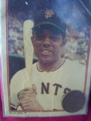 Willie Mays 1985 Topps for Sale in Tallahassee, FL