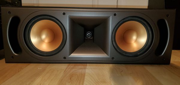 Klipsch RC-35 Center Channel Surround Speaker