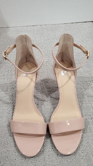 BP Shoes Heels size 7m pink blush for Sale in Rosemead, CA