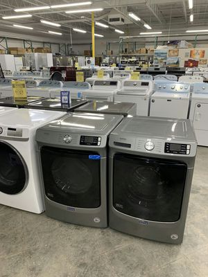 NEW Clearance! Washer Dryer FACTORY WARRANTY for Sale in Ontario, CA